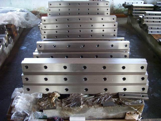 中意剪板机刀片安全操作及应用